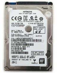 Хард диск за лаптоп 750GB Hitachi Travelstar HTS727575A9, 7200, 16 MB, SATA  2 (3Gb/s)