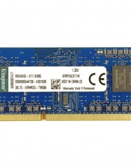 Памет Kingston 4GB, 1600MHz, DDR3 Non-ECC CL11 SODIMM