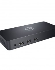 Докинг станция Dell Triple Video D3100, USB 3.0,съвместима с Latitude, Precision