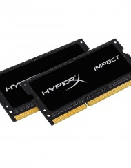 Памет Kingston 8GB (2x4GB) SODIMM, DDR3, 1600MHz, CL9, 1.35V