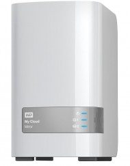 Network Storage WD My Cloud Mirror, 6TB, Gigabit Ethernet, USB 3.0