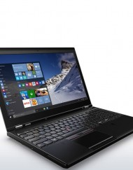Лаптоп Lenovo ThinkPad P50 Mobile workstation (20EN0007BM), четири-ядрен Skylake Intel Core i7-6820H