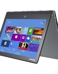 Лаптоп Lenovo Yoga 3 Pro 13.3 QHD  (3200 x 1800) IPS Touch, Intel Core M-5Y71 up to 2.9GHz, 8GB, 256