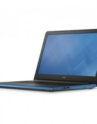 Лаптоп Dell Inspiron 5558 (5397063762439)(Син), дву-ядрен Broadwell Intel Core i3-5005U 2GHz, 15.6""