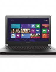 Лаптоп Lenovo IdeaPad B50-80, Intel Core i3-5005u (2GHz, 3MB), 8GB 1600MHz DDR3L, 1TB 5400rpm, DVD R