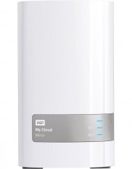 Network Storage WD My Cloud Mirror Gen 2, 4TB, Gigabit Ethernet, USB 3.0