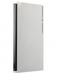 Външен хард диск LaCie Porsche Design P9223 Slim, SSD 120GB, USB 3.0, Light Grey